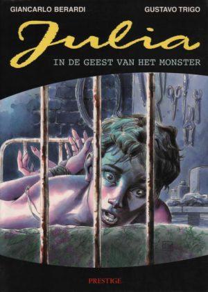 Julia 3 - In de geest van het monster