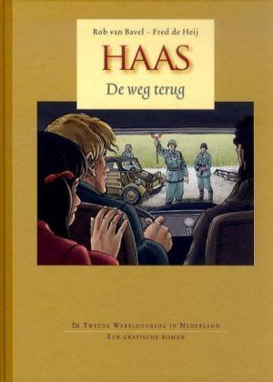 Haas - De weg terug