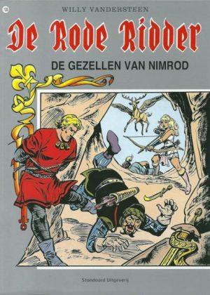 De Rode Ridder 103 - De gezellen van Nimrod