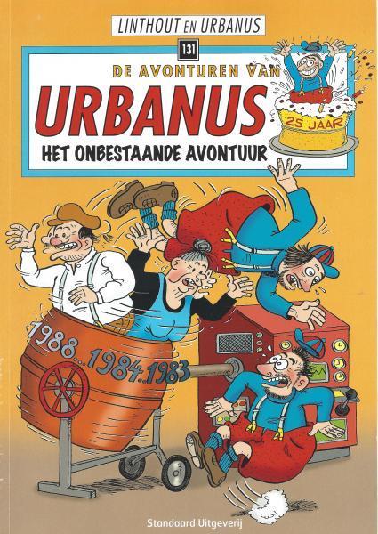 De avonturen van Urbanus - Het onbestaande avontuur