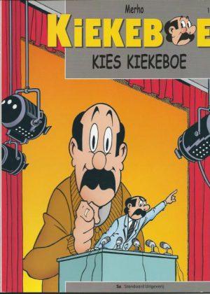 Kiekeboe 13 - Kies Kiekeboe