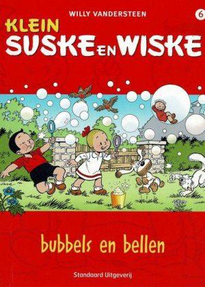 Klein Suske en Wiske 6- Bubbels en bellen