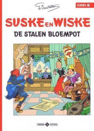 Suske en Wiske Classics 15 - De stalen bloempot