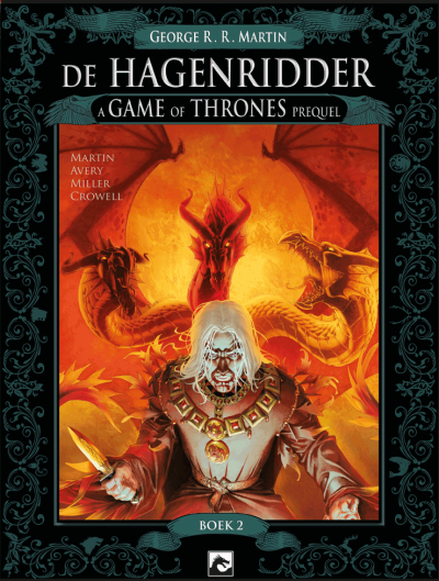 De Hagenridder - Boek 2