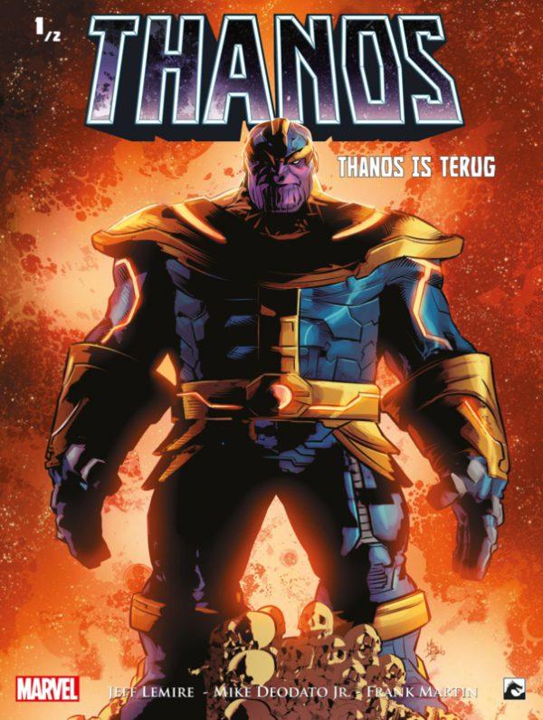 Thanos 1 - Thanos is terug