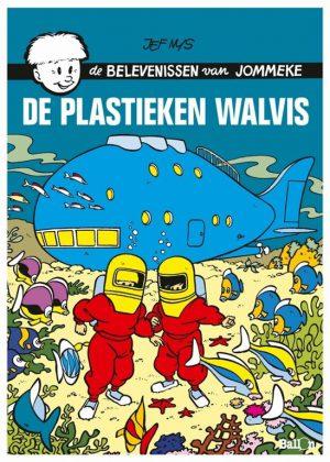 Jommeke - De plastieken walvis (Hardcover)