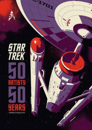 Star Trek 50 Artist Years - Hardcover
