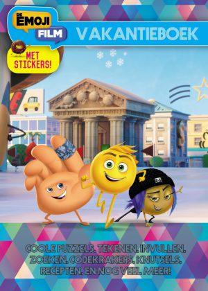 De Emoji Film Vakantieboek