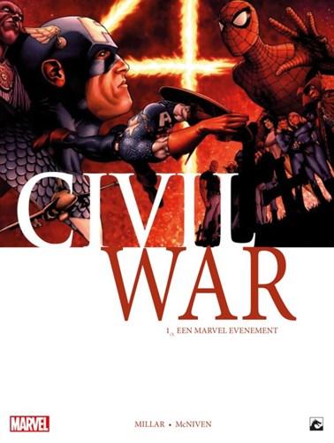 Civil War 1 - Een Marvel evenement