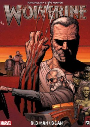 Wolverine 1/4 - Old Man Logan