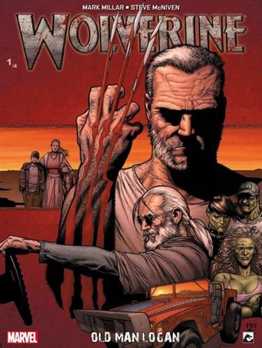 Wolverine 1/4 - Old Man Logan