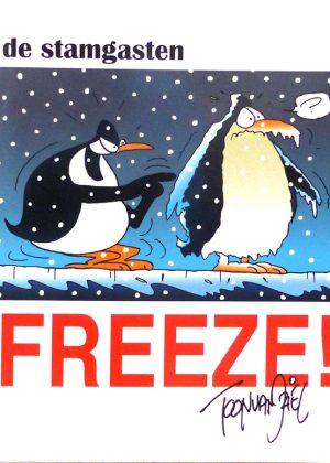 De Stamgasten - Freeze