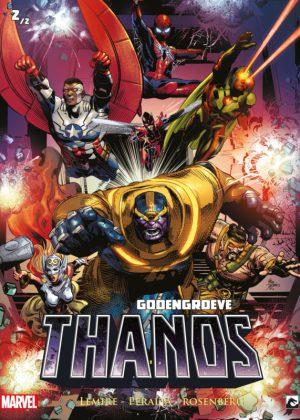 Thanos 2 - Godengroeve