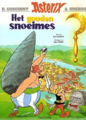 Asterix en Obelix 02 - Het Gouden Snoeimes