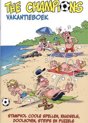 The Champions Vakantieboek 2020