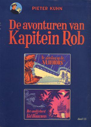 De avonturen van Kapitein Rob - Deel 11