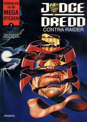 Judge Dredd - Contra Raider