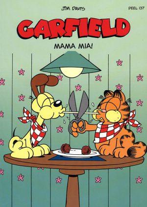 Garfield deel 137 - Mama Mia!