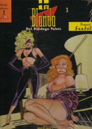 Blonda - Het Bondage Paleis (Hardcover)