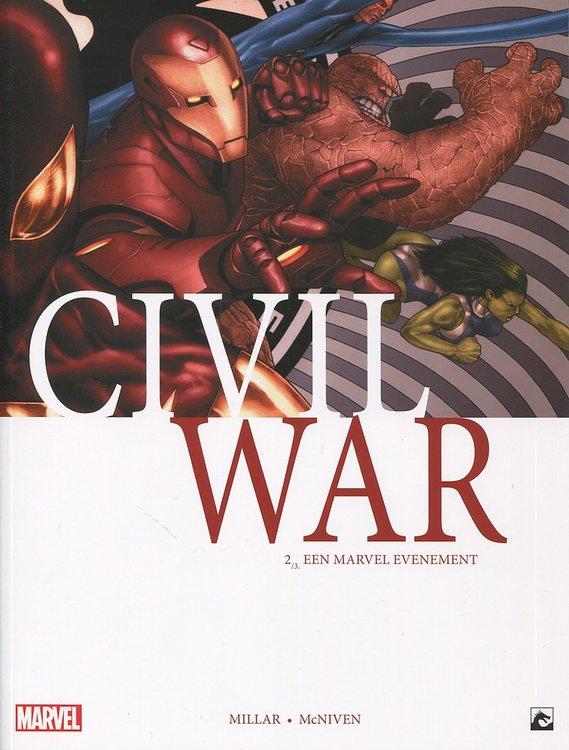 Civil War 2 - Een Marvel evenement