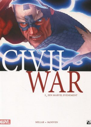 Civil War 3 - Een Marvel evenement