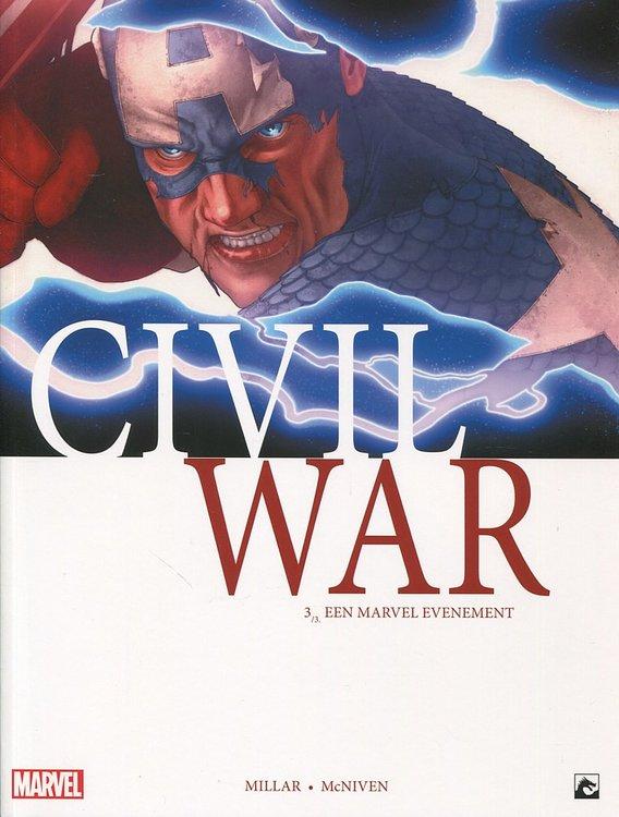 Civil War 3 - Een Marvel evenement