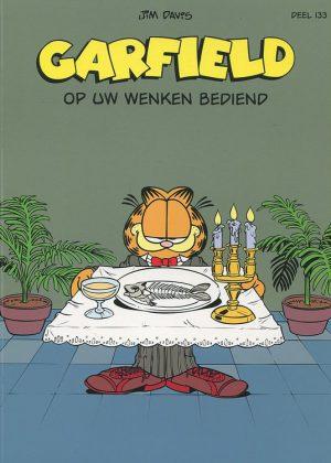 Garfield 133 - Op uw wenken bediend