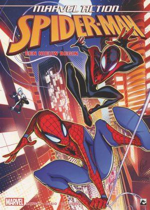 Marvel Action Spiderman - Een nieuw begin