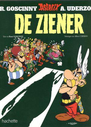 Asterix - De Ziener (Uitgave Hachette)