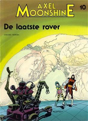 Axel Moonshine 10 - De laatste rover