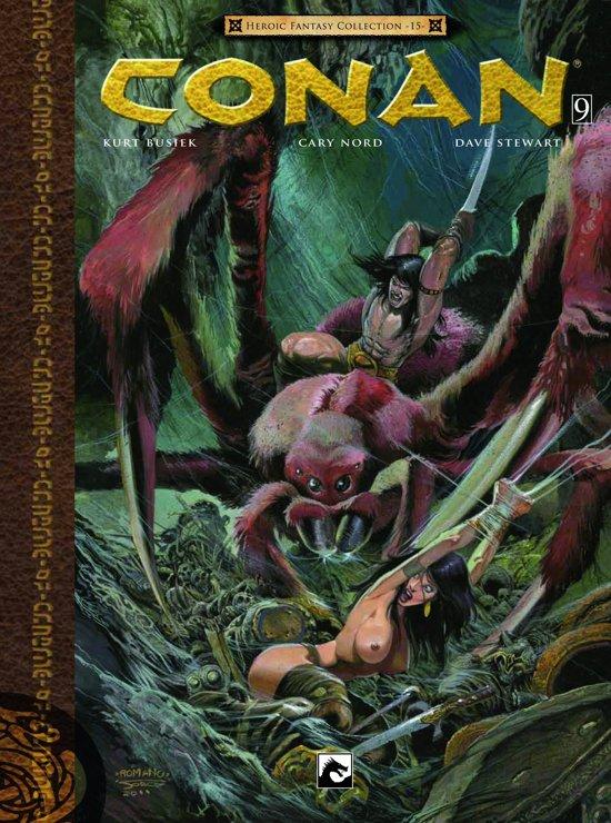 Conan 9 - Het hart van Yag-Kosha (HC)