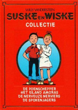 Suske en Wiske Collectie 1 (Hardcover) 2e hands
