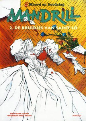Mandrill - De bruidjes van Saint-Lô