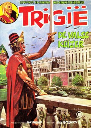 Trigië 12 - De valse keizer