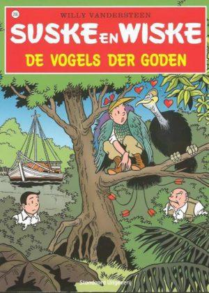 Suske en Wiske 256 - De vogels der goden (Tweedehands)