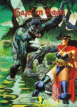 Hazel en Ogan - Moonwulf