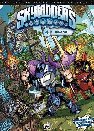 Skylanders 4 - Deja Vu (SC)