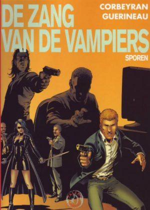 De zang van de vampiers 5 - Sporen (HC)