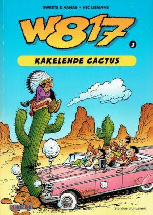 W817 - Kakelende cactus