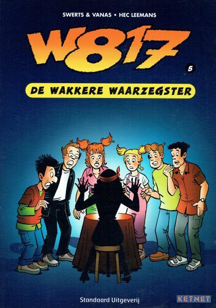 W817 - De wakkere waarzegster
