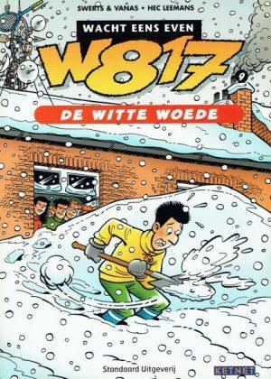 W817 - De witte woede