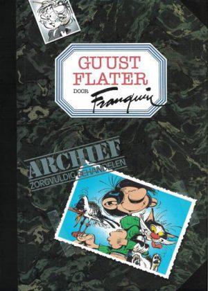 Guust Flater door Franquin - Deel 0