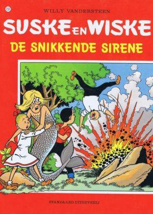 Suske en Wiske 237 - De snikkende sirene