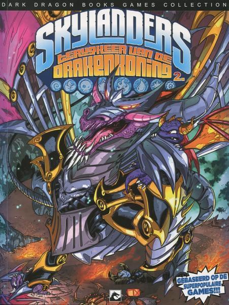 Skylanders - Terugkeer van de drakenkoning (Deel 2)