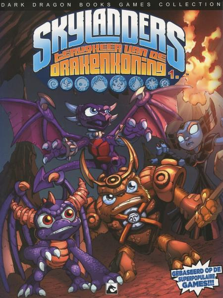 Skylanders - Terugkeer van de drakenkoning (Deel 1)