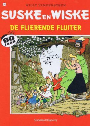 Suske en Wiske 286 - De flierende fluiter (2e hands)