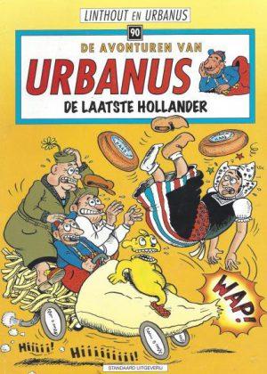 De avonturen van Urbanus - De laatste Hollander