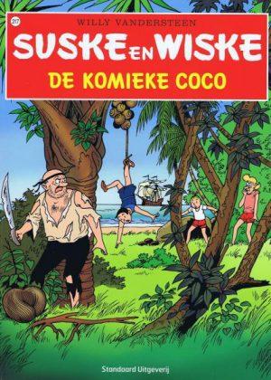 Suske en Wiske 217 - De komieke coco