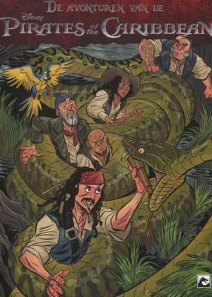 Pirates of the Caribbean - Banshee-bonus / Moeder van water
