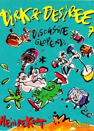 Dirk & Desiree 7 - Discussie geopend